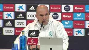 Zidane: Bale teóricamente no está triste