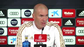 Zidane defiende a Bale antes del Clásico