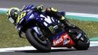 Valentino Rossi afronta el Gran Premio de Francia