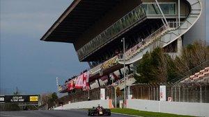 La pretemporada de F1 se pone en marcha en Barcelona