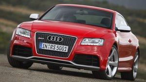 Audi RS 5 de 2011.