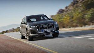 Nuevo Audi SQ7.