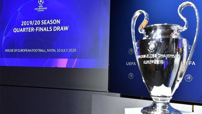Sorteo Champions League: TV, horario y dónde ver online hoy