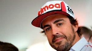 Alonso planea volver a la F1