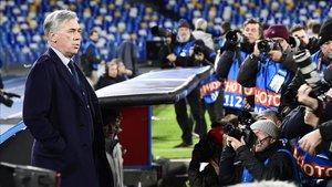 Ancelotti ya no es entrenador del Nápoles
