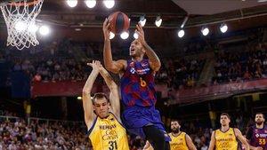 El Barça buscará el triunfo ante el Gran Canaria, aunque sin público en las gradas