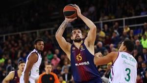 El Barça Lassa perdió su último partido de la Euroliga en el Palau