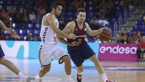 El Barça Lassa quiere repetir victoria ante el San Pablo, ahora en Burgos