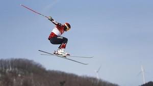 Brady Leman, nuevo campeón olímpico de skicross de freestyle