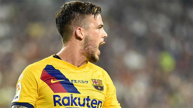 Carles Pérez: De momento, soy jugador del B