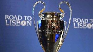 La Champions se disputa en Lisboa