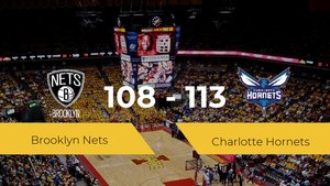 Charlotte Hornets logra derrotar a Brooklyn Nets en el Barclays Center (108-113)