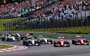 F1 GP Hungría