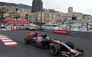F1 GP Mónaco