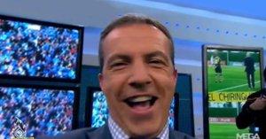 Cristobal Soria se rie de Vinicius y el Real Madrid y se hace viral