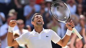 Djokovic se ha coronado en Wimbledon con su cuarto título