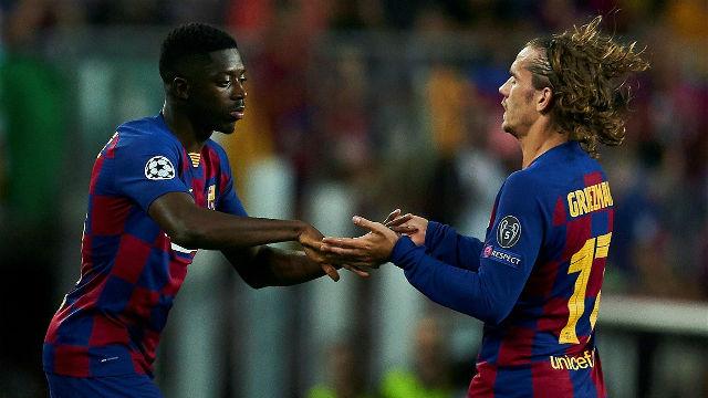 El Dortmund, ¿el examen definitivo para Dembélé y Griezmann?