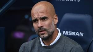 El entrenador del Manchester City, Pep Guardiola, elogia el juego del Fulham