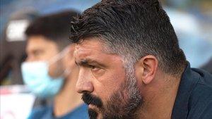 Gattuso, crítico con su equipo