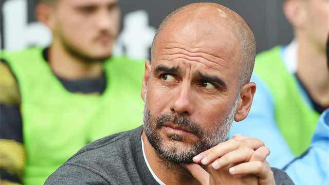 Guardiola, sobre la Premier: Es muy fácil. Hay 7 partidos y hay que ganar los 7