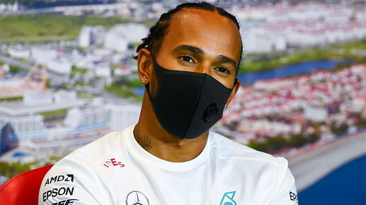 Hamilton echa en falta diversidad en la F1
