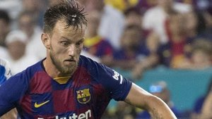 Ivan Rakitic podría estar jugando sus últimos partidos con la camiseta del FC Barcelona