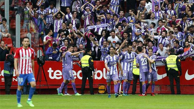 LALIGA 123 | Sporting - Valladolid (1-2)