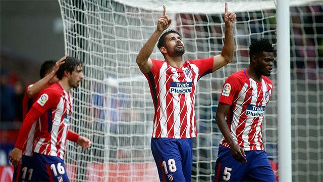 LALIGA | Atlético Madrid - Getafe (2-0)
