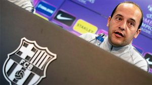 Lluís Cortés hablará en la previa de Champions
