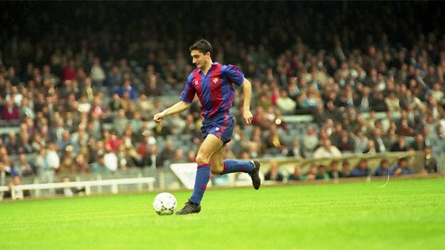 Los goles de Valverde en el FC Barcelona