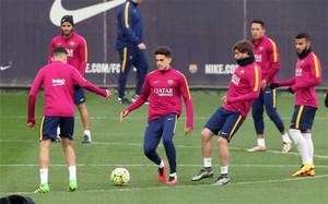Los jugadores del Barça sufrieron otro problema de seguridad