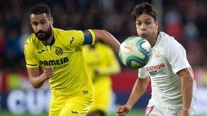 Mario Gaspar, capitán del Villarreal, habló sobre los objetivos del equipo en el regreso de la competición