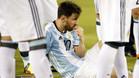 Messi se dejó barba en esta Copa América