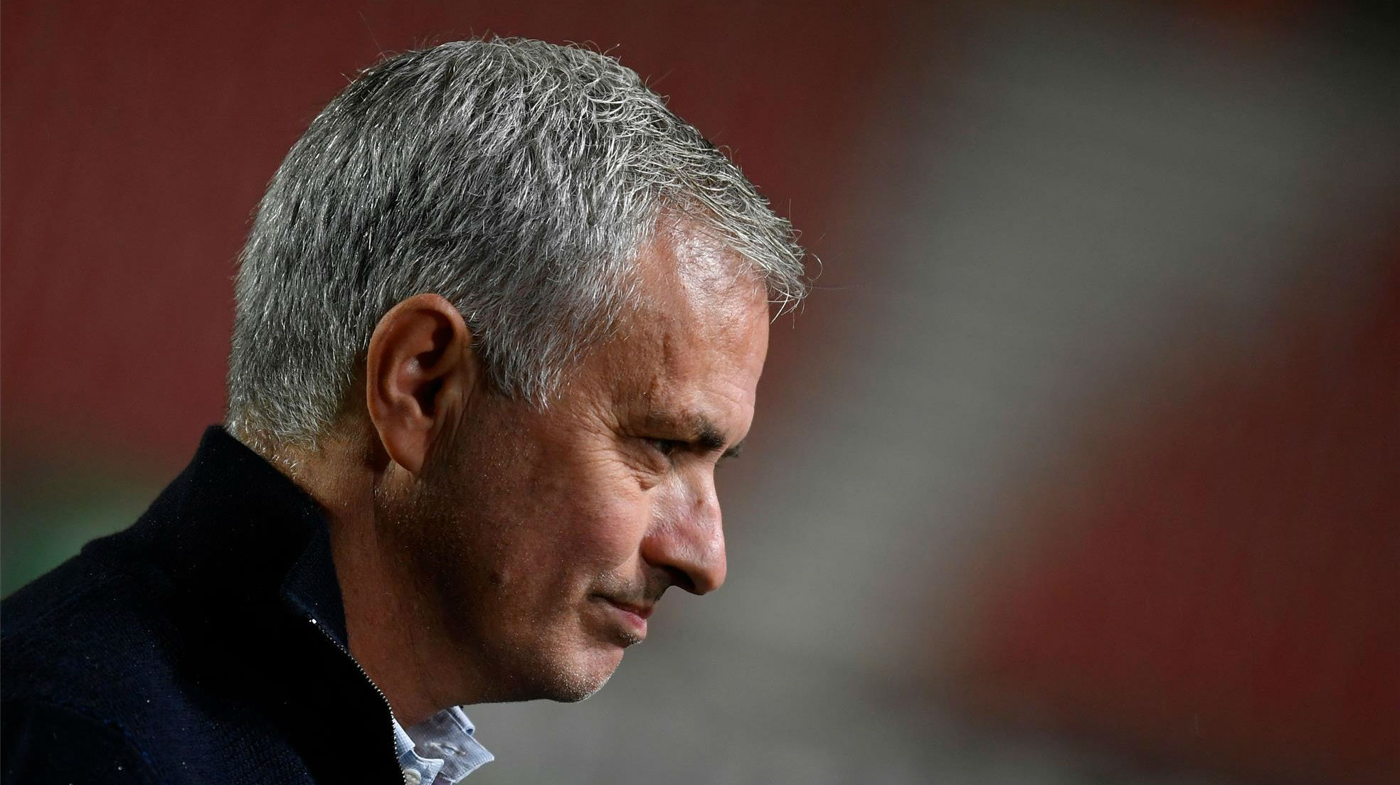 Mourinho, tras hacer 4 cambios al descanso: Quería hacer 11