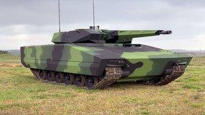 El nuevo carro autónomo KF41 Lynx que podría unirse al Ejército Estadounidense