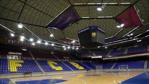 El Palau Blaugrana requiere de un cambio para explotar su rentabilidad