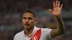 Paolo Guerrero no seguiría en el cuadro brasileño