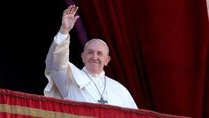 El Papa Francisco defiende la unión legal de las parejas homosexuales