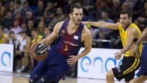 Pau Ribas marca el camino que debe seguir el Barça en las semifinales