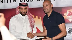 Pedro Gómez Carmona, nuevo técnico del East Riffa Club de Baréin