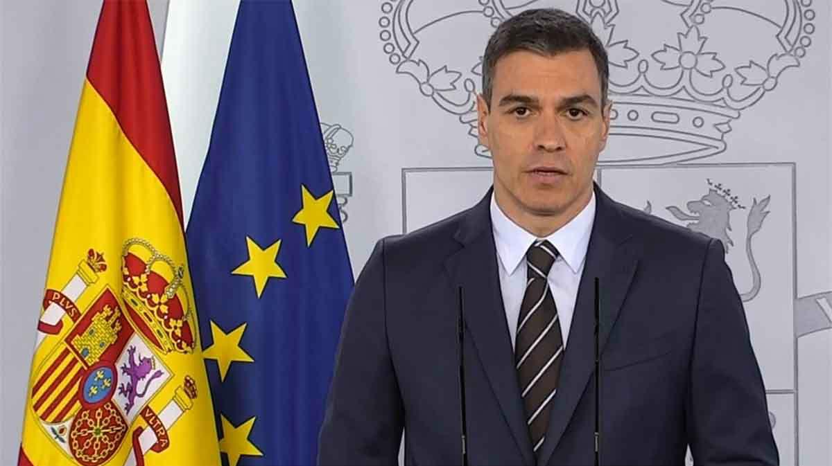 Pedro Sánchez anuncia que LaLiga volverá el 8 de junio