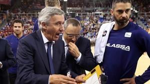 Pesic quiere a su equipo conectado en defensa para superar al Andorra