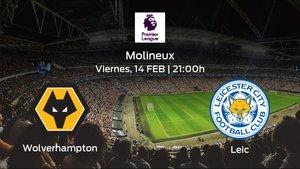 Previa del partido de la jornada 26: Wolverhampton Wanderers - Leicester City