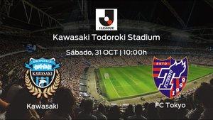 Previa del partido: el Kawasaki Frontale defiende el liderato ante el FC Tokyo
