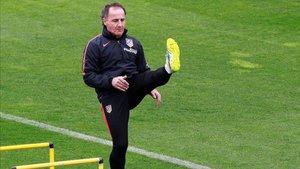 El Profe Ortega no podrá estar en el banquillo del Atlético las dos próximas jornadas.