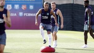Rafinha dejará la disciplina del Barça las próximas horas