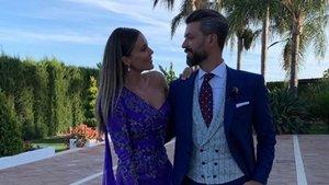 René Ramos le habría pedido matrimonio a Lorena Gómez en la boda de su hermano | Bekia