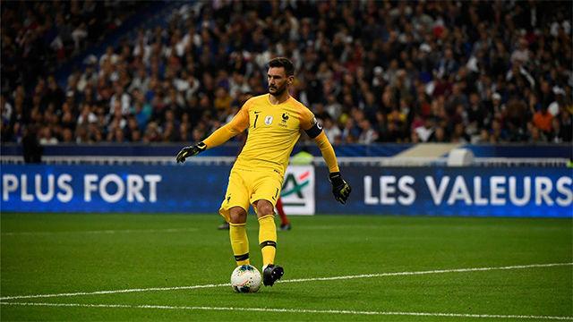 La respuesta de Lloris sobre los penaltis fallados de Griezmann