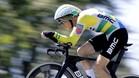Rohan Dennis, amo y señor de la crono en La Vuelta