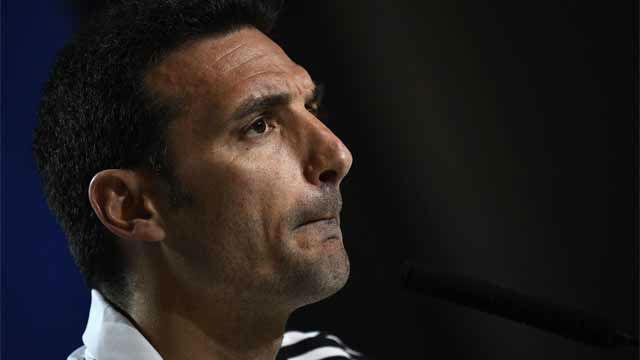 Scaloni, sobre Messi y Dybala: Por ahora no son compatibles